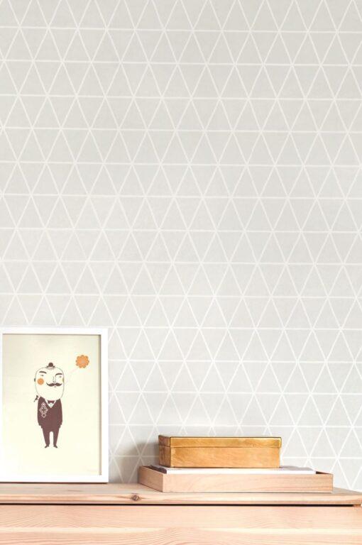 Viggo wallpaper by Majvillan in grey 122-01 F