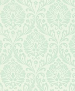 Ashby Damask Wallpaper