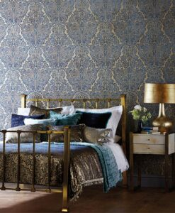 Aurelia Wallpaper from the Leonida Wallpapers Collection