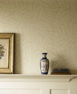 Branch Wallpaper by Morris & Co