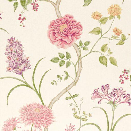 Summer Tree wallpaper from A Painter's Garden