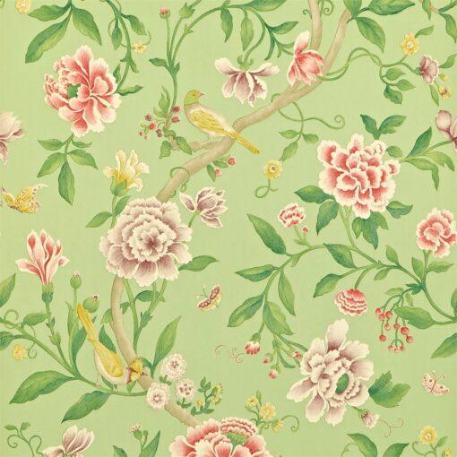 Porcelain Garden Wallpaper