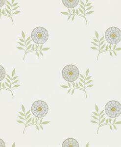 Morris Rose Wallpaper