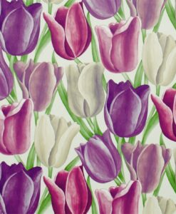 Early Tulips Wallpaper