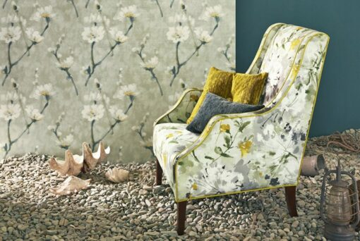 Eleni Wallpaper from the Aegean Collection by Sanderson Home