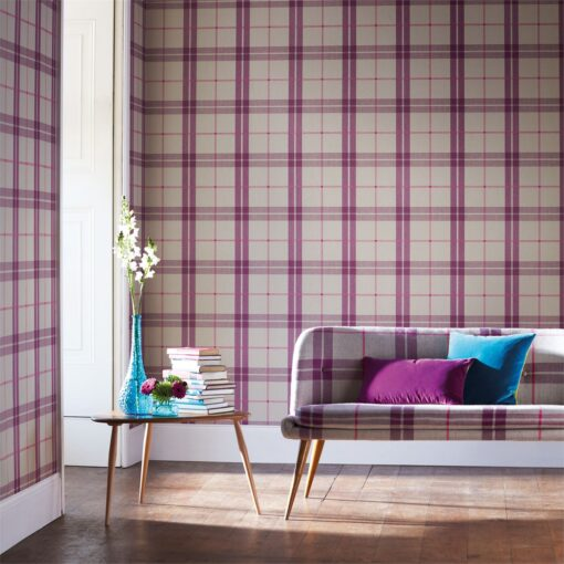 Inga wallpaper from Folia Wallpapers by Harlequin