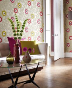 Jena wallpaper from Folia Wallpapers by Harlequin