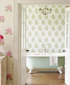 Lamorna Wallpaper from Maycott Wallpapers by Sanderson Home