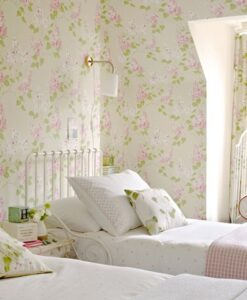 Lilacs Wallpaper from Maycott Wallpapers by Sanderson Home