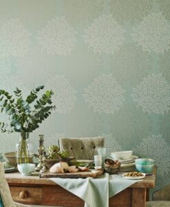 Lindos Wallpaper from Aegean Wallpapers by Sanderson Home