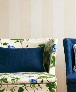 Parchment Stripe Wallpaper
