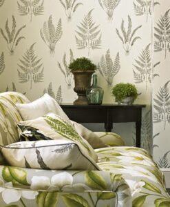 Woodland Fern wallpaper by Sanderson