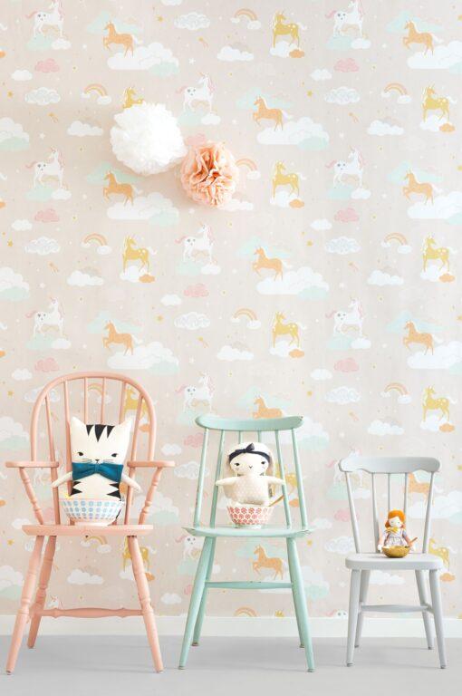 Rainbow Treasures wallpaper by Majvillan