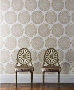 Medina Wallpaper from Leonida Wallpapers by Harlequin