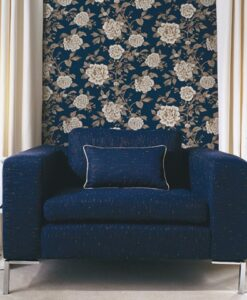 Peony Tree wallpaper from the Pemberley Wallpaper Collection by Sanderson