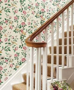 Andhara wallpaper from the Caspian range by Sanderson