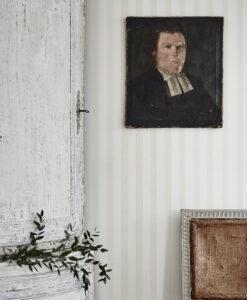 Gustav Light Grey Wallpaper by Sandberg