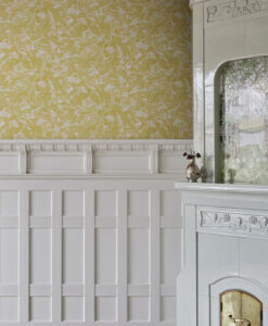 Marion Yellow wallpaper by Sandberg