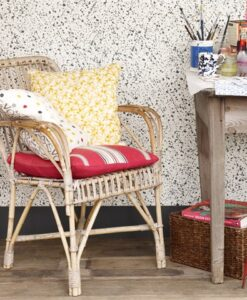 Splatter wallpaper by Emma Bridgewater