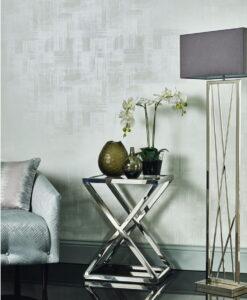 Refract Wallpaper - Dimension Collection by Presitigous Textiles