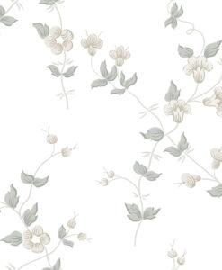 Maria Wallpaper by Sandberg - Spring Green