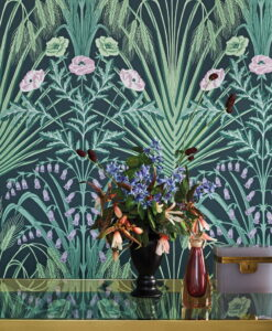 Bluebell Wallpaper by Cole & Son