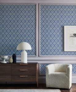 Treillage wallpaper by Cole & Son