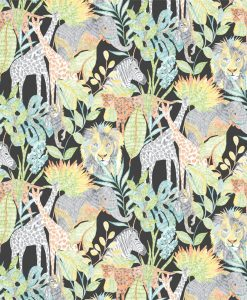 Into the Wild Wallpaper from the Little Treaasures Collection by Harlequin