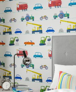 Just Keep Trucking from the Book of Little Treasures collection by Harlequin