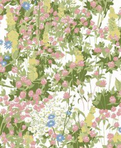 2733 Klover Wallpaper by Arne Jacobsen
